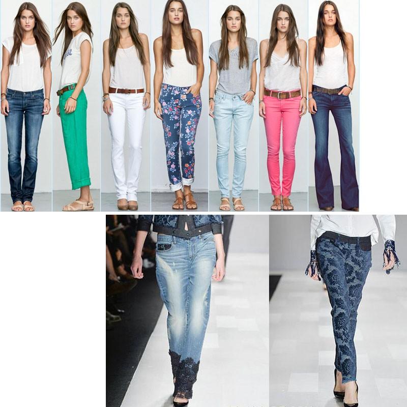 Классический джинсовый цвет