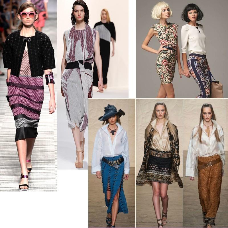Буйство разнообразия как кроя так и расцветок блузок можно видеть в современных модных офисах.