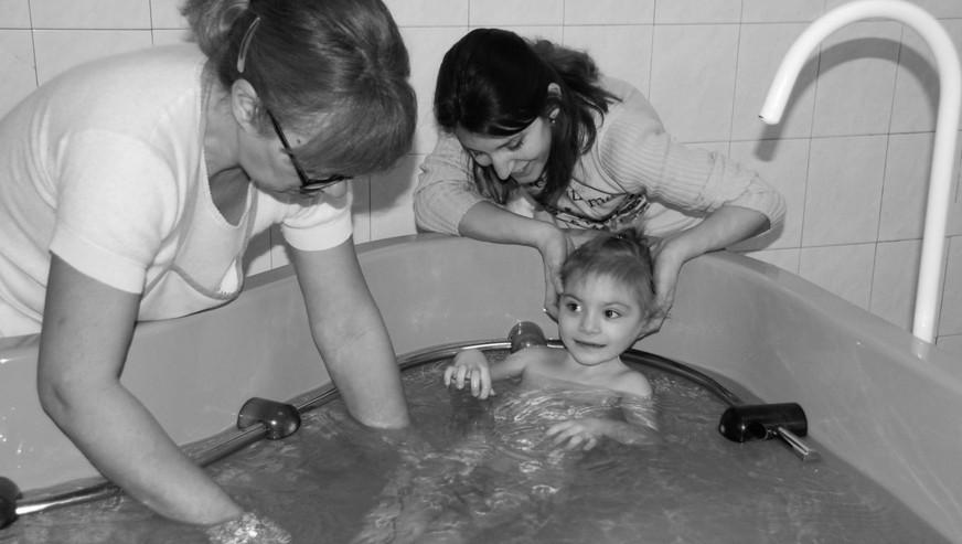 Бальнеотерапия и сопутствующие ей процедуры