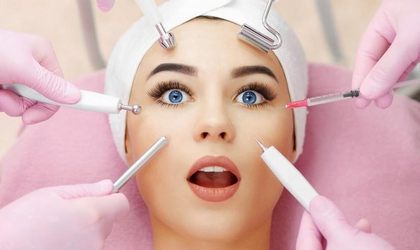 Ежедневные процедуры по очищению кожи лица