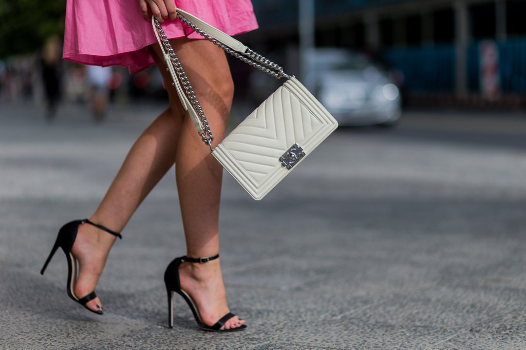 Удобная летняя обувь