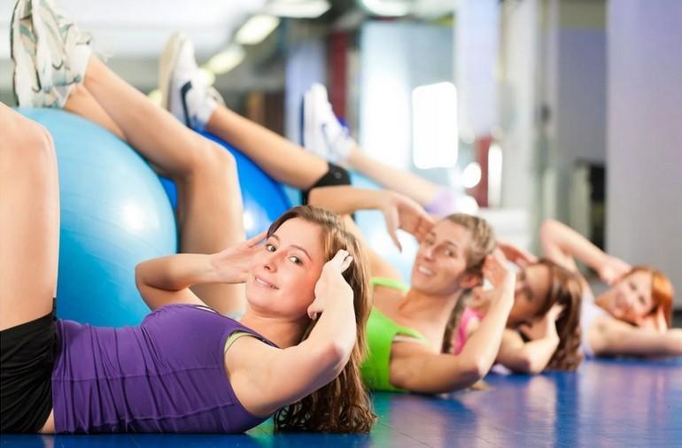фитнес для избавления от лишнего веса