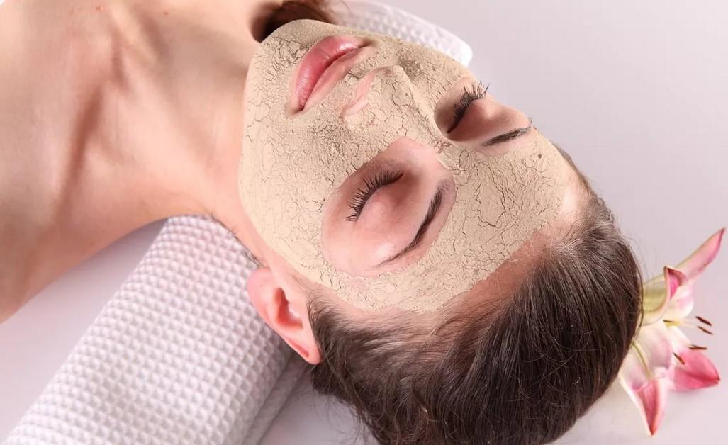 Дрожжевая маска с клюквенным соком