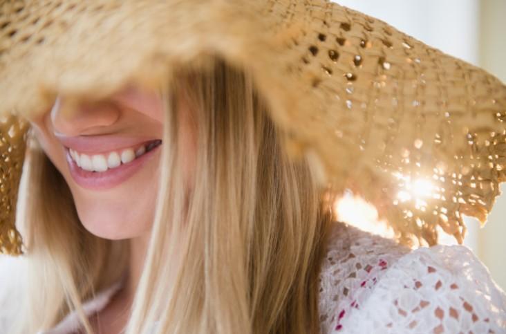 Защищайте волосы от солнца