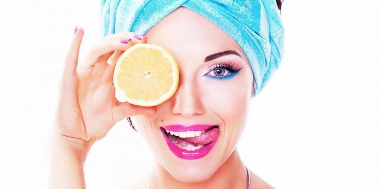 Омолаживающий лимонный крем