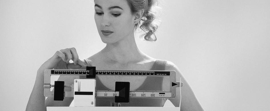 Как удержать вес после диеты