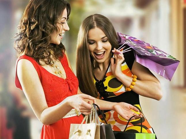Покупка красивых эффектных вещей