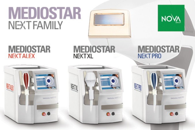 Лазер MeDioStar NeXT PRO
