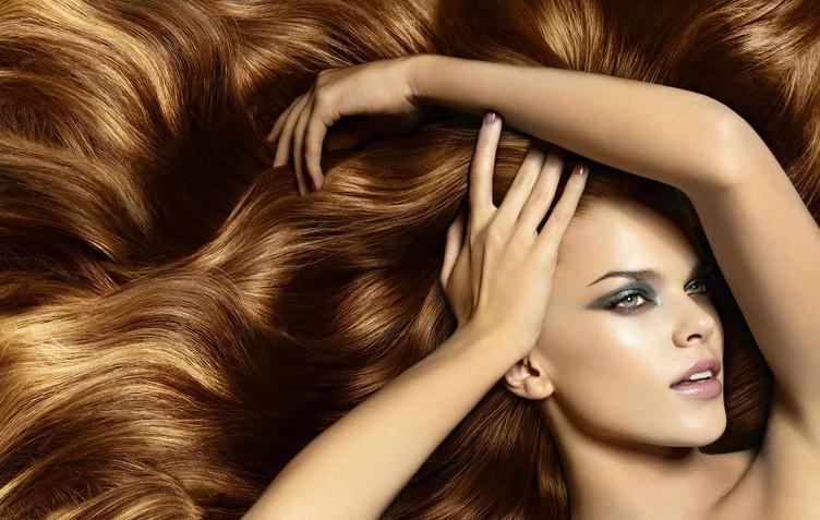 Обьемные волосы