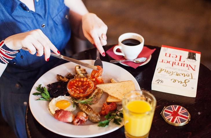 Британская 3-х дневная диета