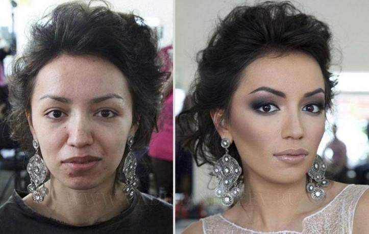Этапы макияжа лица