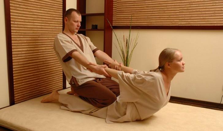 Цель тайского массажа