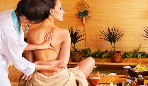 Искусство тайского массажа