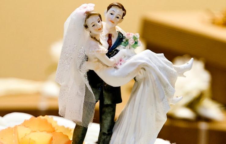 фаянсовая свадьба
