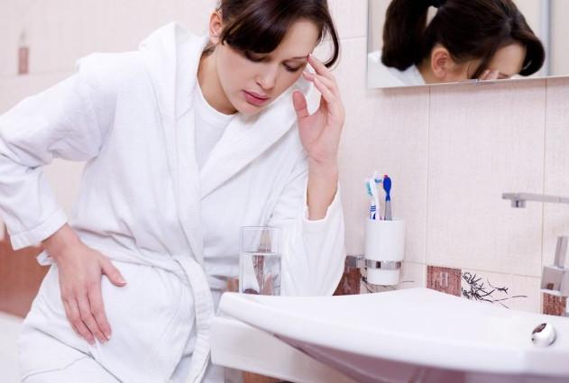 запор при беременности