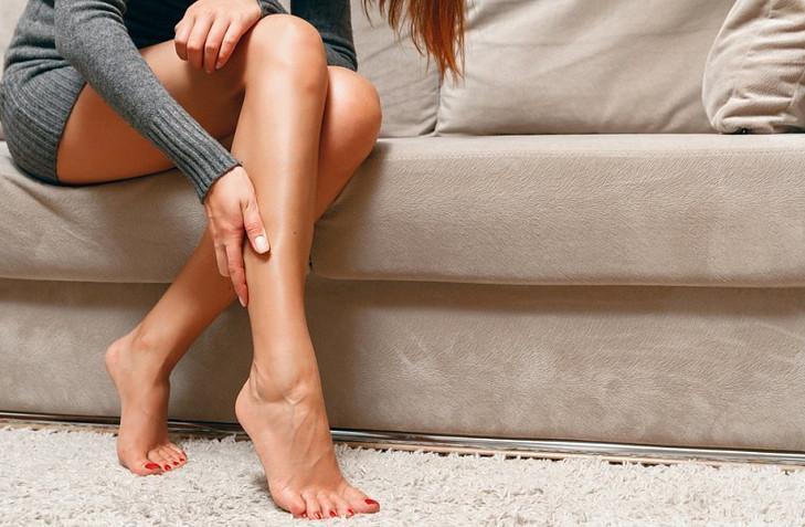Причины ночных судорог в ногах