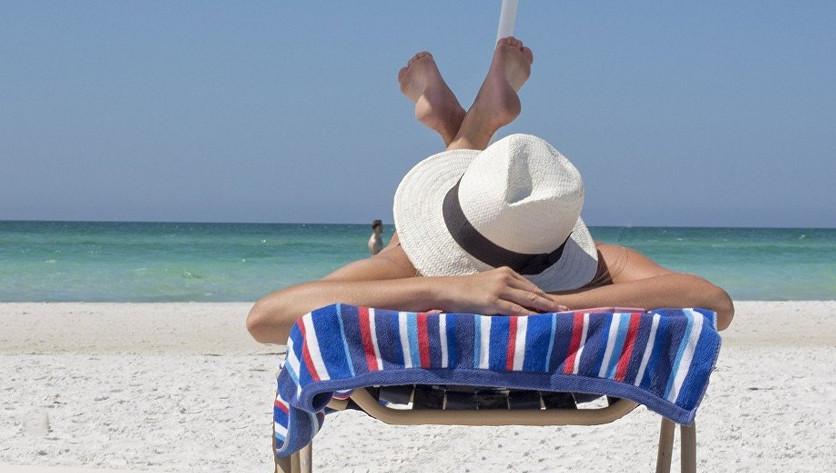 Что плохого в солнечных ваннах?