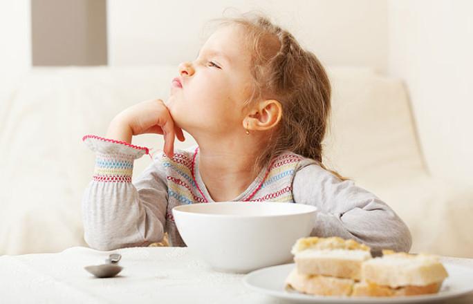 Как улучшить аппетит ребенка