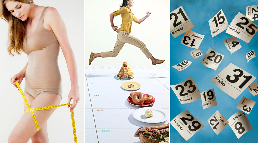 Какой продолжительности диету выбрать