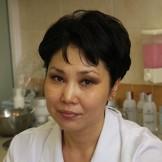 Косметолог Чужгинова Анна Александровна