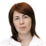 Горшенина Илона Юрьевна  Дерматолог-косметолог