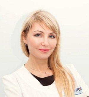 Герега Светлана Витальевна: Врач-косметолог