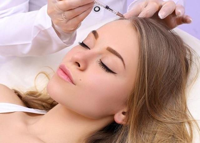 Инъекции ботокса для роста волос