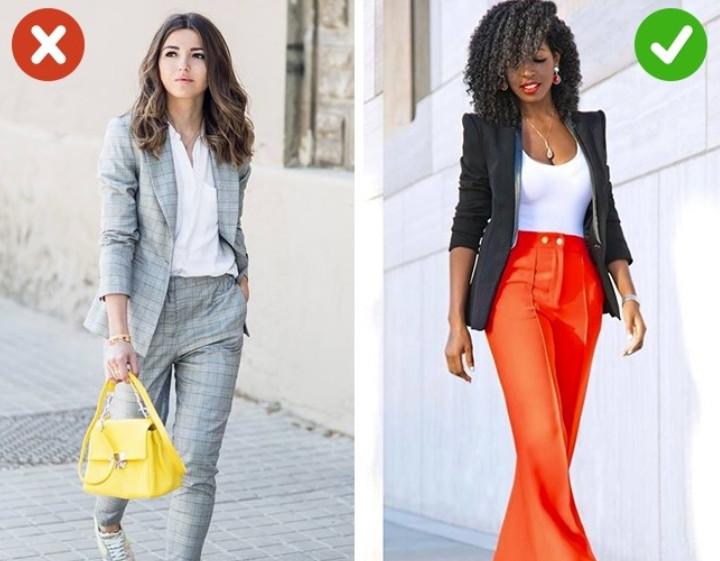 Создайте впечатление одежды, сшитой на заказ