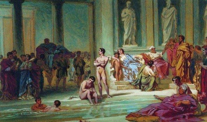 Гигиена в Средневековой Европе