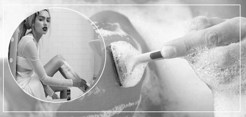 Депиляция волос с помощью бритья