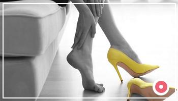 Уход за ступнями ног
