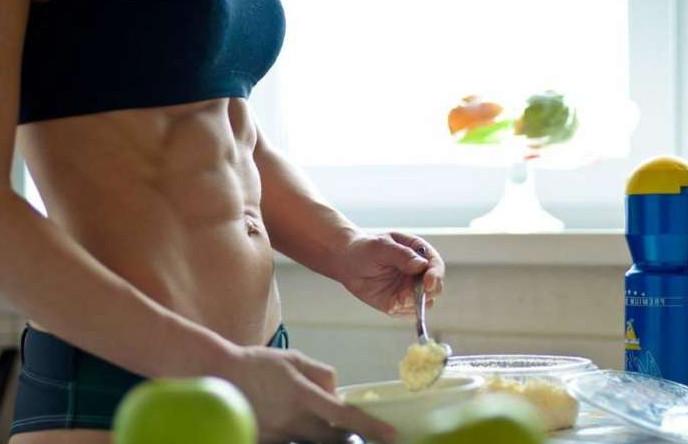 Роль белков в питании спортсмена