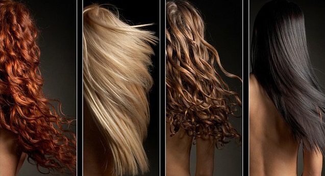 Как определить свой тип волос