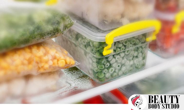 Сырые овощи зимой лучше заменить на свежезамороженные.