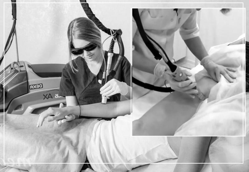 Процедура эпиляции александритовым лазером