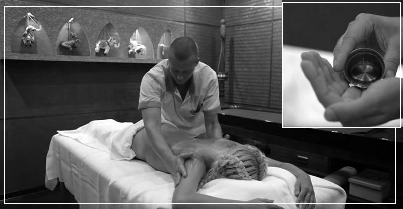 Испанский моделирующий массаж