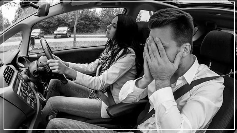 Мужчина и женщина за рулем — кто опаснее?