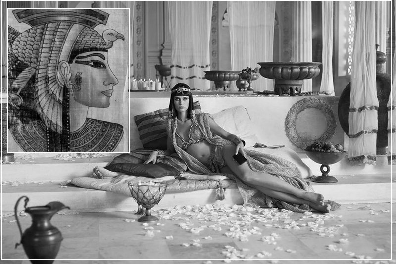 Рецепты красоты от Клеопатры
