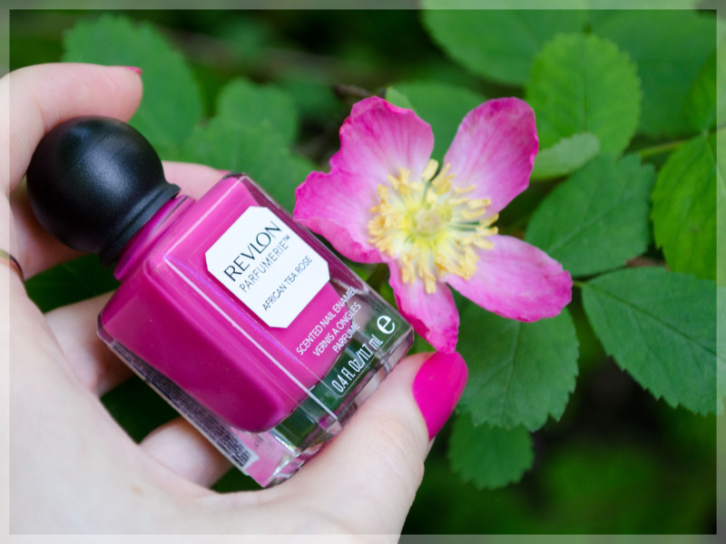 Revlon Parfumerie — African Tea Rose