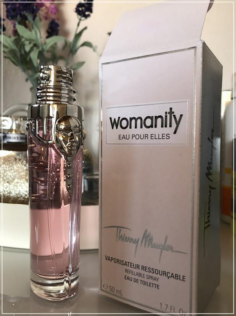 Парфюм Thierry Mugler Womanity Eau pour Elles