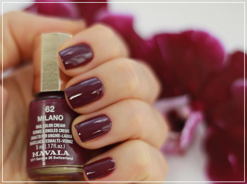 Лак для ногтей Mavala 62 Milano