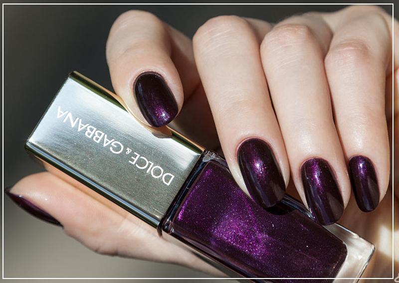 Dolce & Gabbana лак для ногтей Stromboli