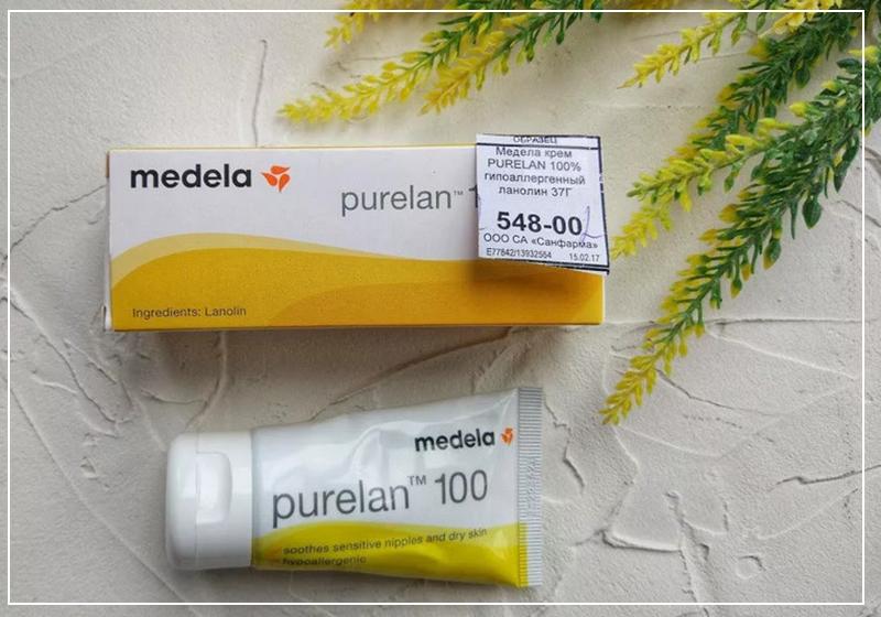 Rhtv Purelan 100 от Medela