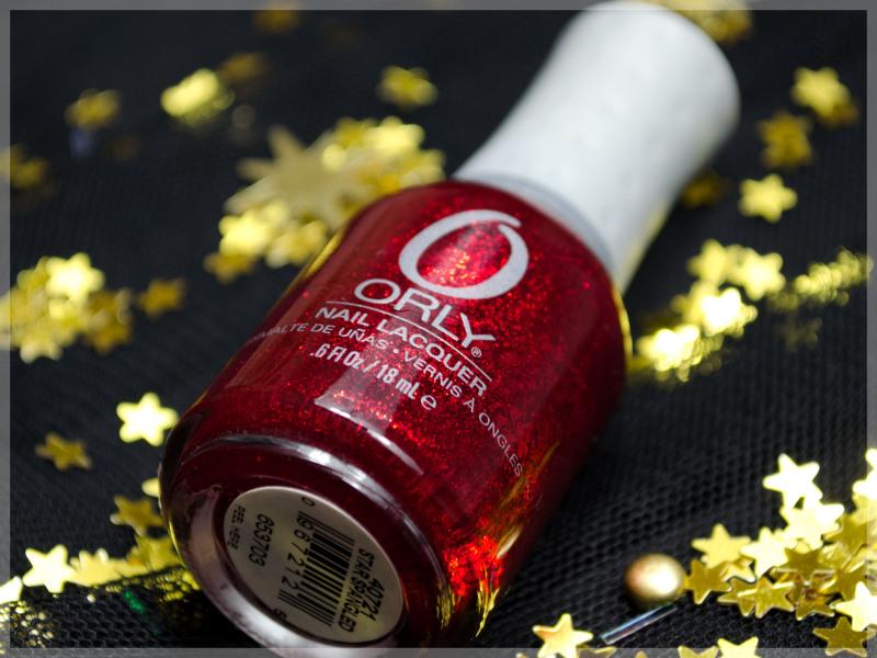 Лак для ногтей ORLY Star Spangled