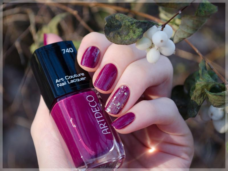 Artdeco Art Couture Nail Lacquer 740
