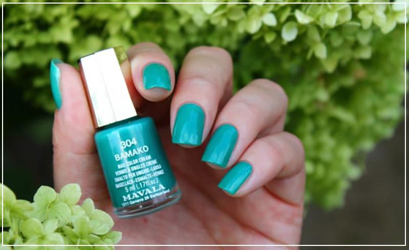 Отзыв о лаке Mavala Nail Color Cream 304 Bamako