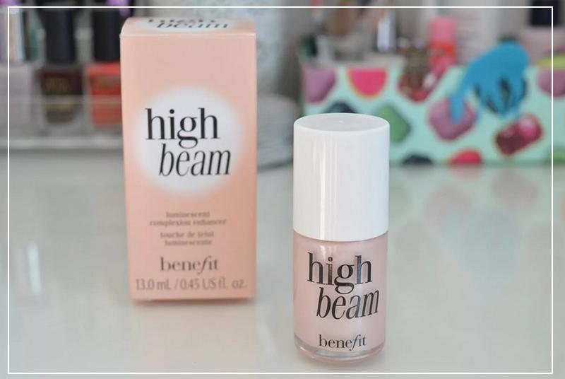 Обзор хайлайтера Benefit High Beam