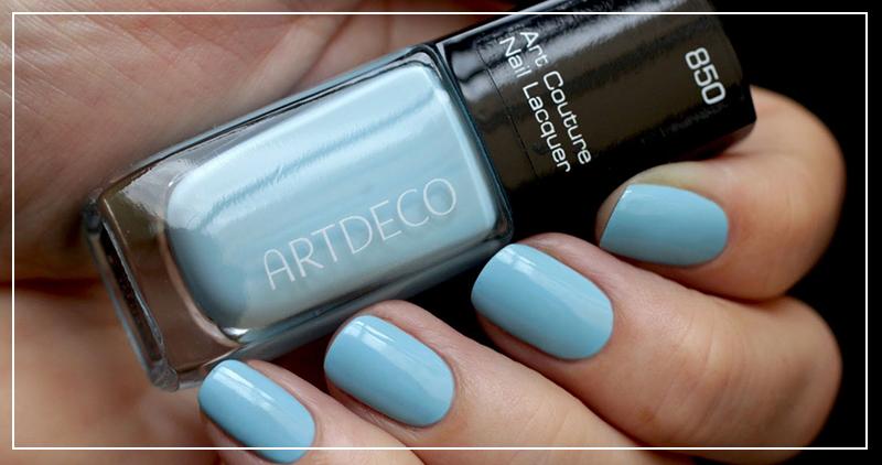 Отзыв о лаке Artdeco Art Couture Nail Lacquer 850