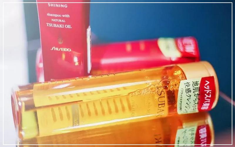 Шампунь Shiseido TSUBAKI Head Spa Extra Cleansing