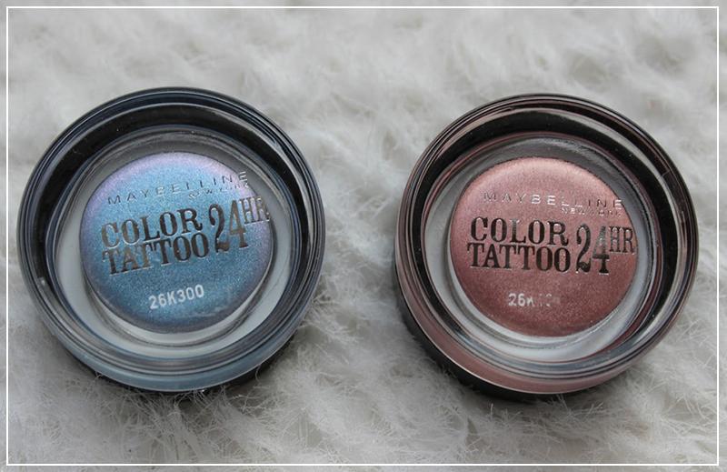 Кремовые тени Maybelline Color Tatoo 87 Mauve Crush